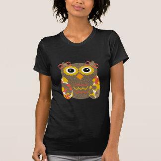 Designer Owl Delila Tee Shirts