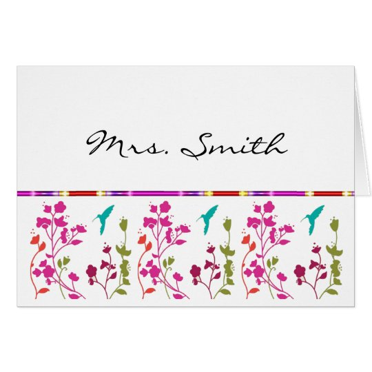DESIGNER PERSONALIZED NOTE CARDS