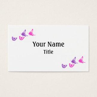Designer Photo Business Cards Template