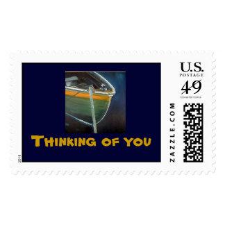Designer postage stamps by Roger K. Nelson