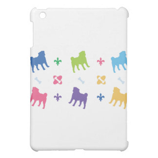 Designer Pug Case For The iPad Mini