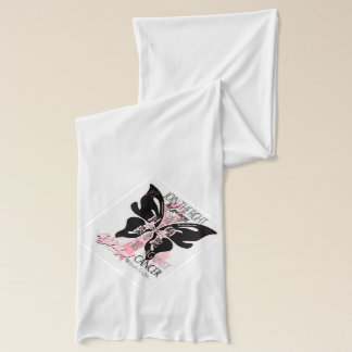 Designer Scarf Breast Cancer Awareness