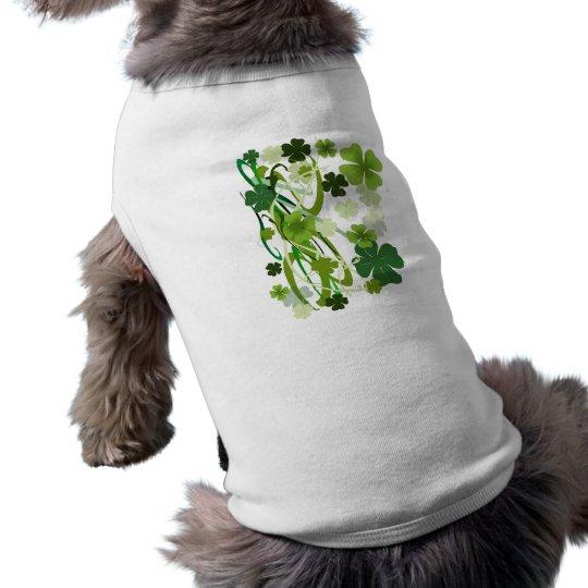 Designer Shamrocks Pet Clothing