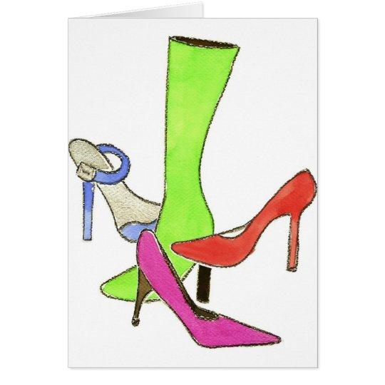 designer shoes FINAL Card