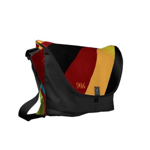 Designer shoulder bag courier bags