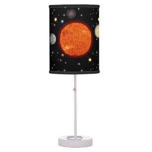 Designer Solar System Lamp! Desk Lamp