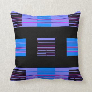 Designer Stripe Pillow
