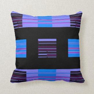 Designer Stripe Pillow