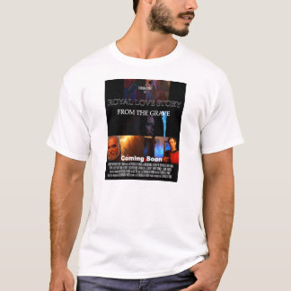 Designer T Shirt: Royal Love Story From The Grave T-Shirt