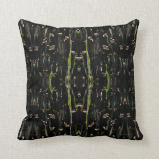 Designer Throw Pillow-Two Designs in One! Throw Pillow