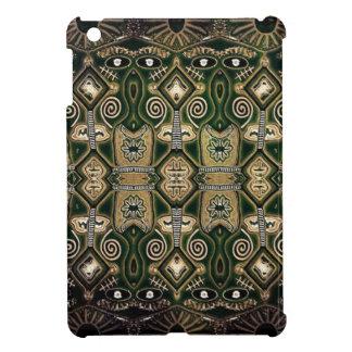 Designer tribal 'savvy gloss' iPad mini case