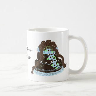 Designer Wedding Cake Mug