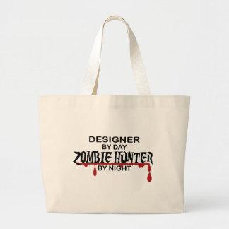 Designer Zombie Hunter Canvas Bags
