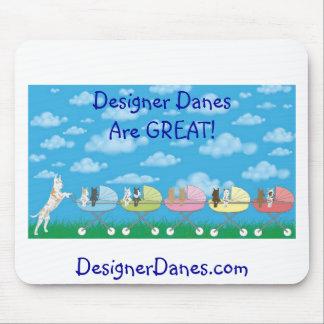 DesignerDanesRGreat Mouse Pad