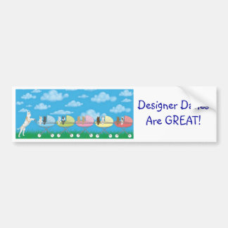 DesignerDanesRGreat Pegatina Para Auto