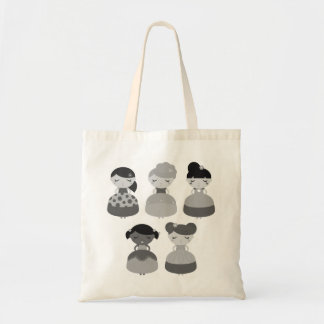 Designers bag with little Princess