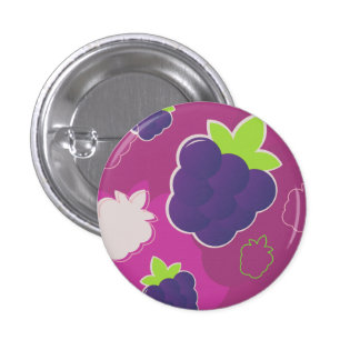 """Designers button with """"berry fruit"""""""