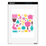 Designers collection with Summer easter Art Decal For iPad