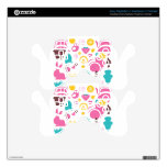 Designers collection with Summer easter Art Decal For PS3 Controller
