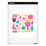 Designers collection with Summer easter Art Decals For iPad 3
