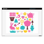 Designers collection with Summer easter Art Laptop Skin