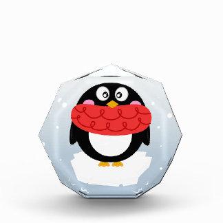 Designers Editon : Sweet penguin Acrylic Award
