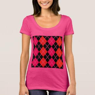 DESIGNERS fashion t-shirt : with blocks