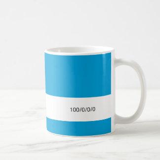 Designer's Fuel Container 100/0/0/0 Coffee Mug