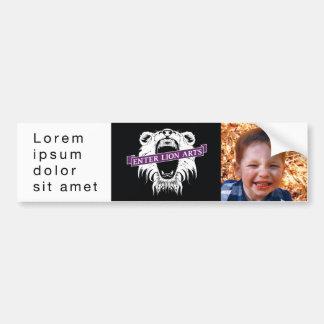 Designers stuff bumper sticker