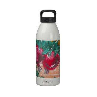 Designs by Quick Brown Fox Water Bottle