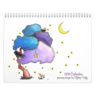 Designs by Tiffany Duffy Calendar