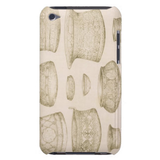 Designs for Arab and Persian Bowls and Basins, fro iPod Touch Case-Mate Case