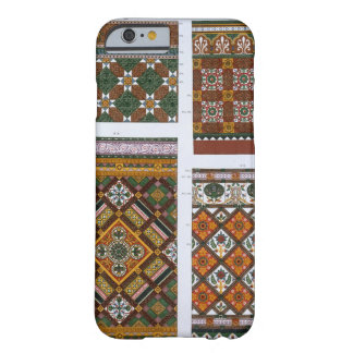 Designs for Majolica and Enamelled Tiles for Maw & Barely There iPhone 6 Case
