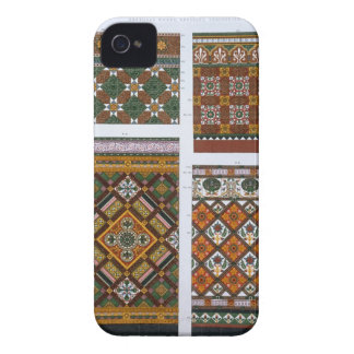 Designs for Majolica and Enamelled Tiles for Maw & iPhone 4 Case-Mate Case