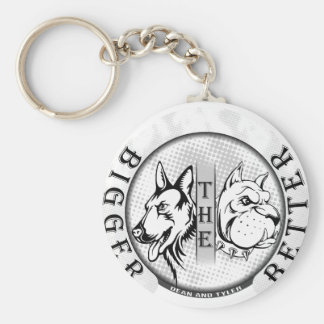Desing_7A_white.png Keychain