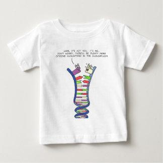 Desintegración de la DNA - camiseta infantil Playeras