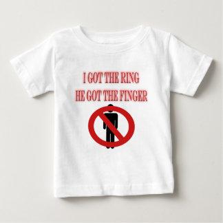 Desintegración del divorcio ningún símbolo del tshirt