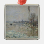 Desintegración del hielo, 1880 ornamento de navidad