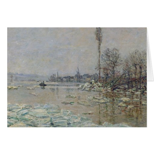Desintegración del hielo, 1880 tarjetas