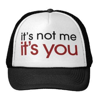 Desintegración divertida gorras