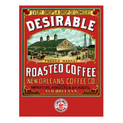 Desirable French Market Roasted Coffee
