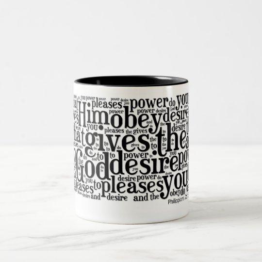 Desire and Power Mug
