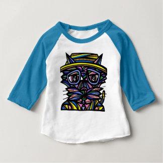 """Desire Boy"" Baby 3/4 Raglan T-Shirt"