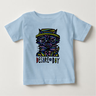 Desire Boy Baby T-Shirt