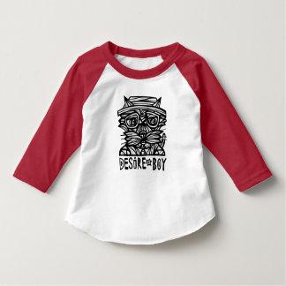 """""""Desire Boy"""" Toddler Raglan T-Shirt"""