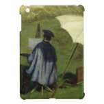 Desire Dubois Painting in the Open Air, c.1852 iPad Mini Cover
