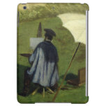 Desire Dubois Painting in the Open Air, c.1852 Case For iPad Air