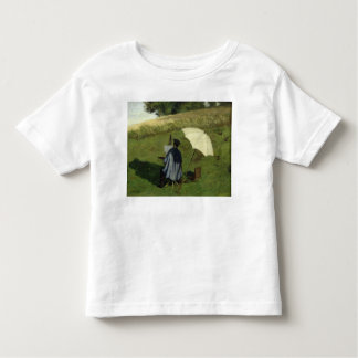 Desire Dubois Painting in the Open Air, c.1852 Toddler T-shirt