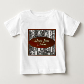 Desire your Poison Baby T-Shirt
