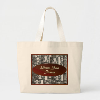 Desire your Poison Large Tote Bag